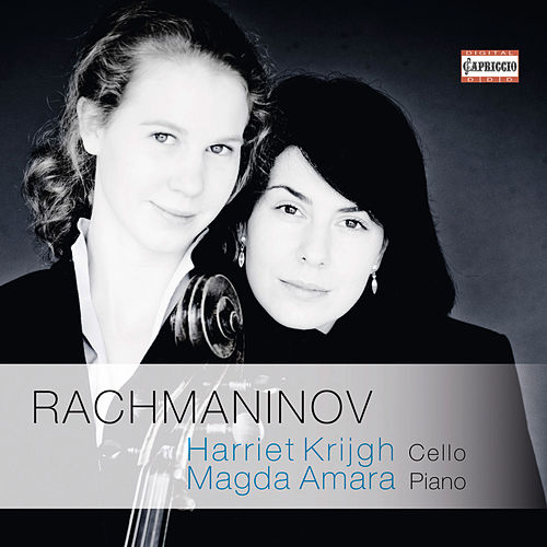 Rachmaninoff: Works for Cello & Piano by Harriet Krijgh