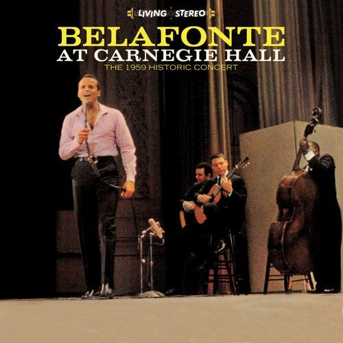Harry Belafonte at Carnegie Hall. The 1959 Historic Concert de Harry Belafonte