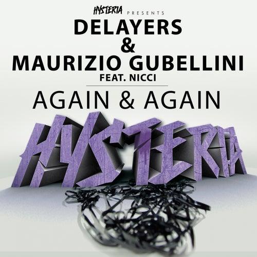 Again & Again (feat. Nicci) by Delayers