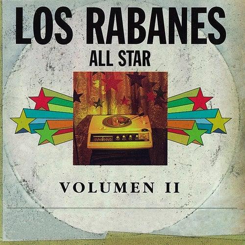 Los Rabanes All Star, Volumen 2 de Los Rabanes