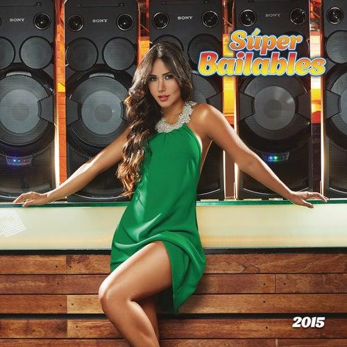 Súperbailables del Año 2015 de Various Artists