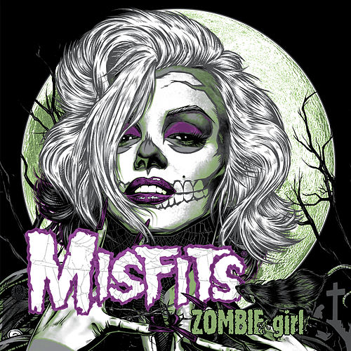 Zombie Girl by Misfits