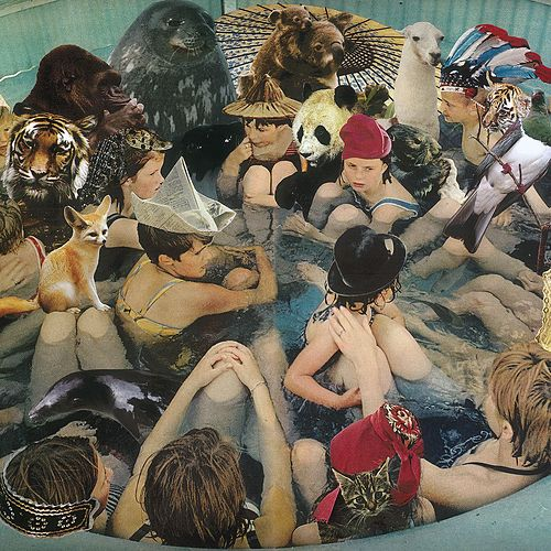 Person Pitch by Panda Bear