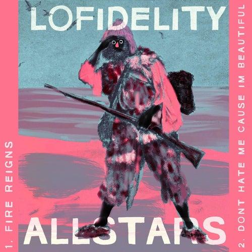 Fire Reigns de Lo Fidelity Allstars
