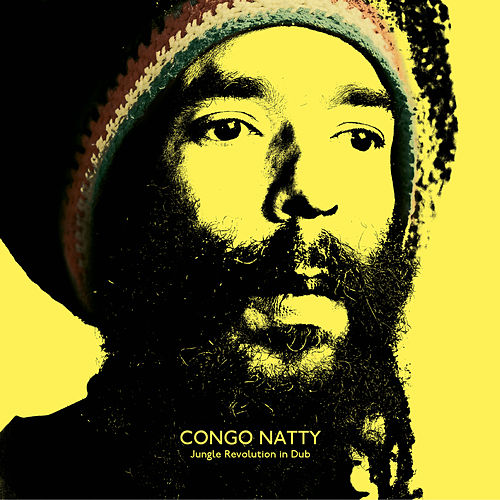 Jungle Revolution in Dub von Congo Natty