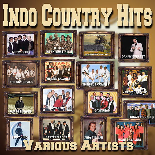 Indo Country Hits van Various Artists