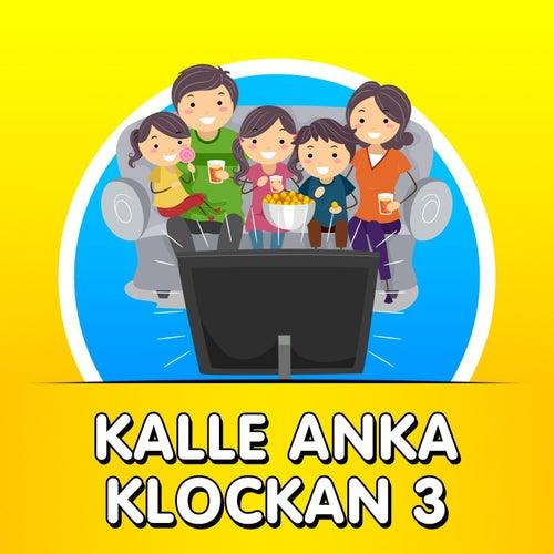 Kalle Anka klockan 3 de Pelle Carlberg