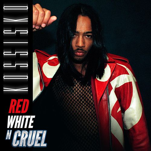 Red White N Cruel by Kossisko