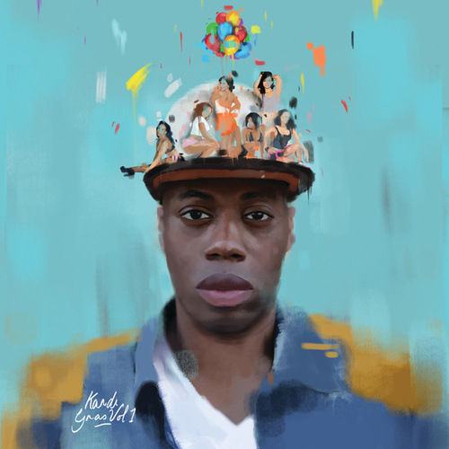 Kardi Gras Vol. 1: The Clash by Kardinal Offishall