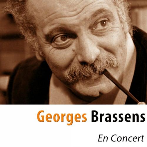 En concert (Remasterisé) de Georges Brassens