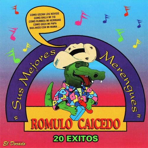 Sus Mejores Merengues (20 Éxitos) de Rómulo Caicedo