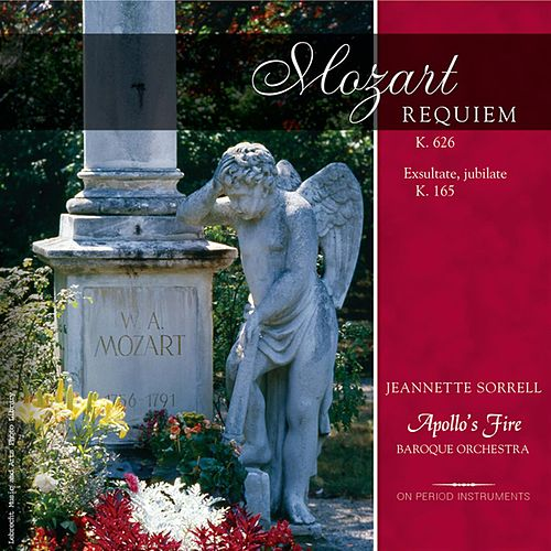 Mozart:  Requiem; Exsultate Jubilate von Apollo's Fire