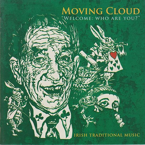 'Welcome: Who Are You?' de Moving Cloud