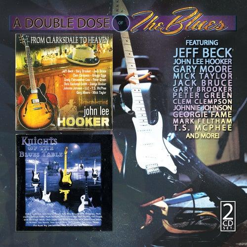 A Double Dose of the Blues de Various Artists