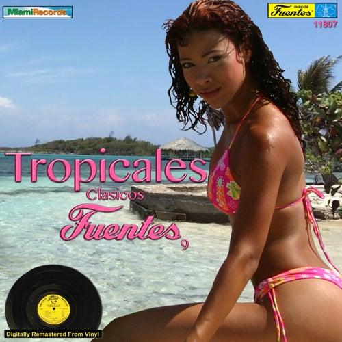 Tropicales Clasicos Fuentes 9 de Various Artists