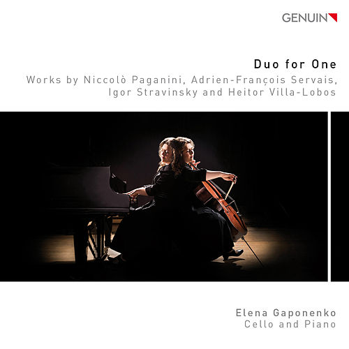 Duo for One de Elena Gaponenko