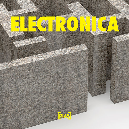 Electronica de Various Artists