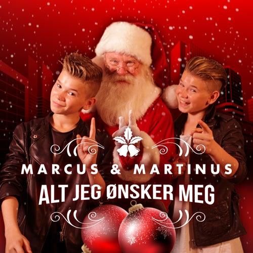 Alt jeg ønsker meg di Marcus & Martinus