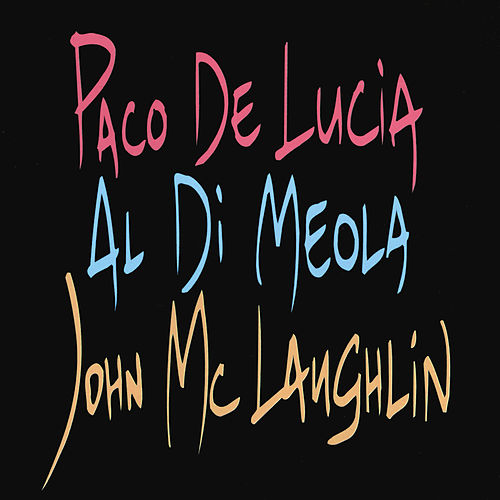 The Guitar Trio de Paco de Lucia