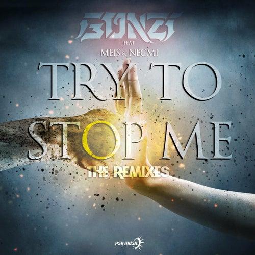 Try to Stop Me - The Remixes de Gonzi