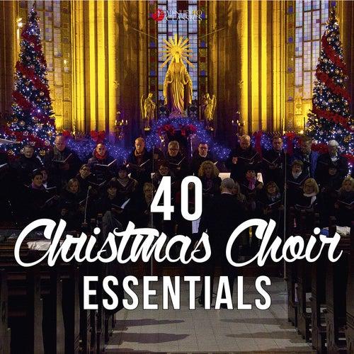 40 Christmas Choir Essentials de Various Artists