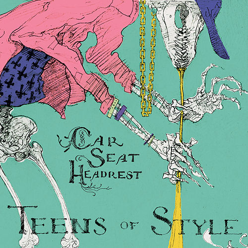Teens of Style de Car Seat Headrest