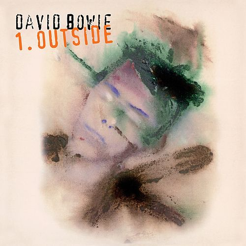 1. Outside by David Bowie