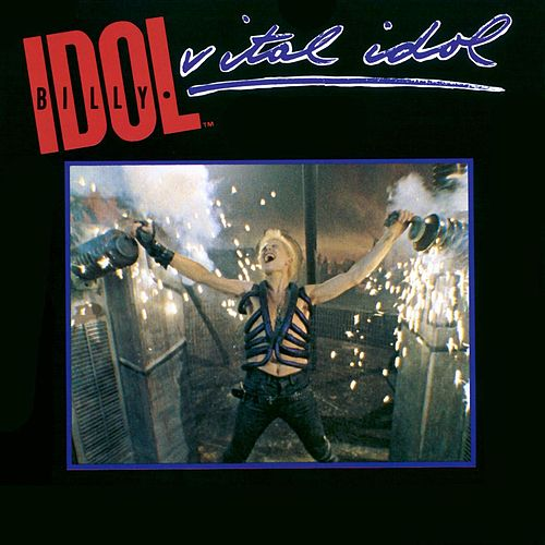 Vital Idol de Billy Idol