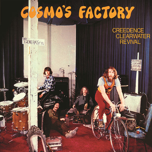 Cosmo's Factory de Creedence Clearwater Revival