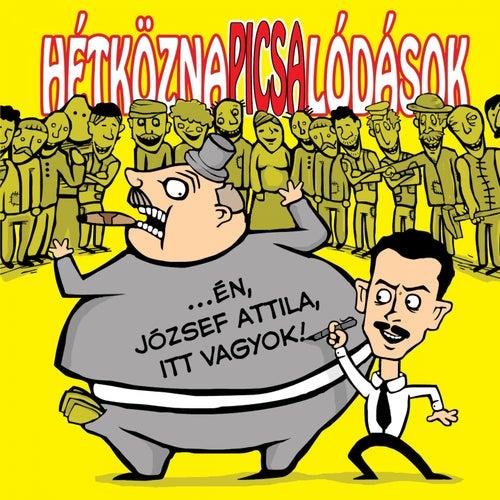 ...Én József Attila Itt Vagyok! by Hétköznapi Csalódások