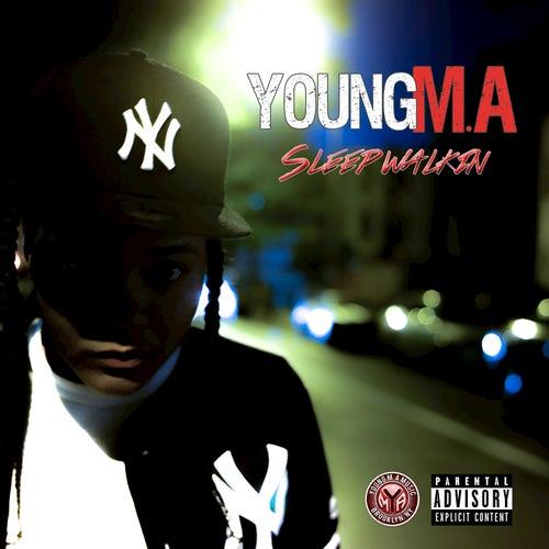 SleepWalkin von Young M.A
