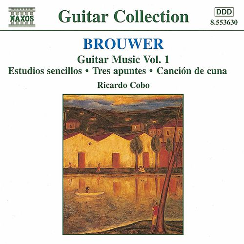 Guitar Music Vol. 1 by Leo Brouwer
