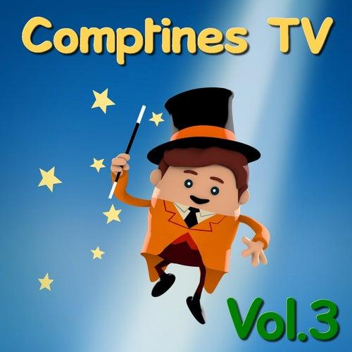 Comptines TV, vol. 3 de Comptines TV