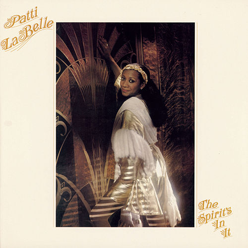 The Spirit's In It de Patti LaBelle