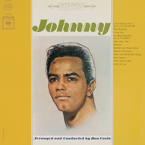 Johnny by Johnny Mathis