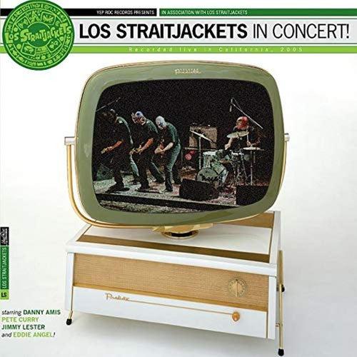Los Straitjackets in Concert de Los Straitjackets