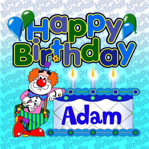 Happy Birthday Adam von The Birthday Bunch