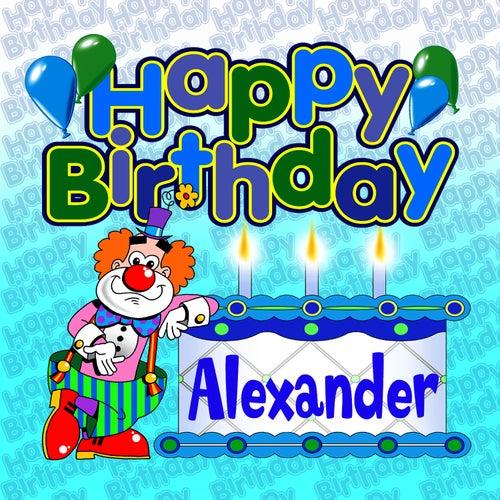 Happy Birthday Alexander von The Birthday Bunch