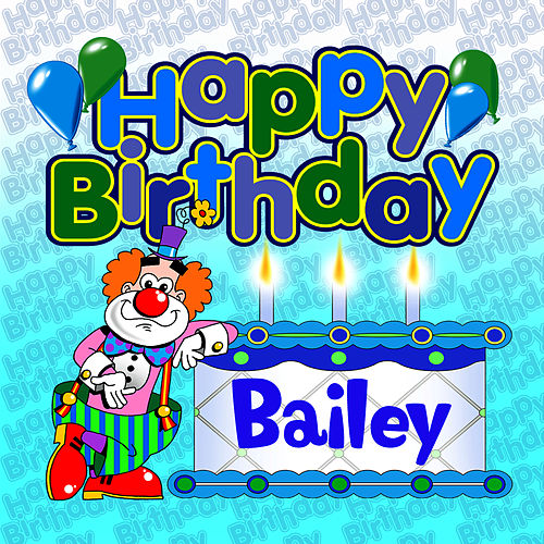 Happy Birthday Bailey von The Birthday Bunch