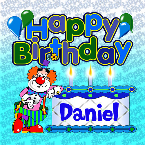 Happy Birthday Daniel von The Birthday Bunch