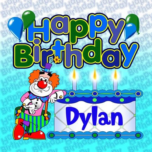 Happy Birthday Dylan von The Birthday Bunch