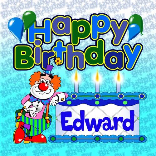 Happy Birthday Edward von The Birthday Bunch