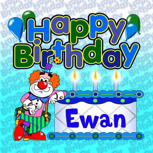 Happy Birthday Ewan von The Birthday Bunch