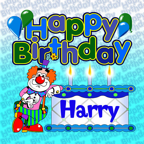 Happy Birthday Harry von The Birthday Bunch