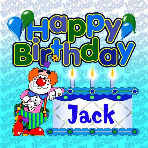 Happy Birthday Jack von The Birthday Bunch