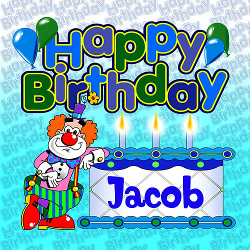 Happy Birthday Jacob von The Birthday Bunch