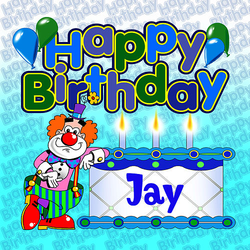 Happy Birthday Jay von The Birthday Bunch