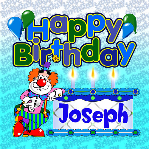Happy Birthday Joseph von The Birthday Bunch