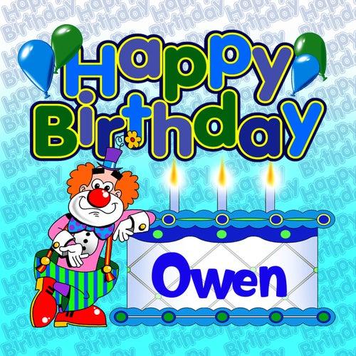 Happy Birthday Owen von The Birthday Bunch