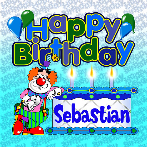 Happy Birthday Sebastian von The Birthday Bunch